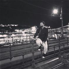 #night #in #budapest #me  ...frumos oraș #iwillbeback #travel #world #2018 #doctorlazarescu #drlazarescu
