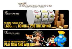 Thumbnail for mobilkasino, casino bonus Casino Bonus, Joker, Social Media, Wordpress, Image, The Joker, Social Networks, Jokers, Comedians