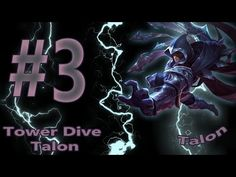 Alistar Support | Tower Diving Talon - YouTube