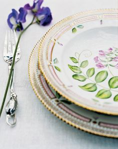 Flora Danica Dinnerware by Royal Copenhagen - Flora Danica is one of the world's most prestigous and luxurious porcelain collections. Dating from the 1700s, the service was the life's work of acclaimed painter, Johann Christoph Bayer. It was created as a gift from royalty to royalty and is still used by kings and queens today.