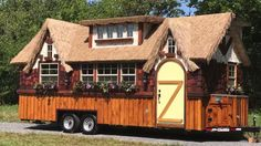 The Most Incredible Tiny House The Highland Home