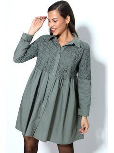 Glamour, Versace, Shirt Dress, Casual, Shirts, Sewing, Dresses, Fashion, Vestidos