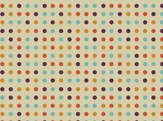 """just dots"" by MipsyRetro dot, dots, dotty, pacman, retro, vintage"
