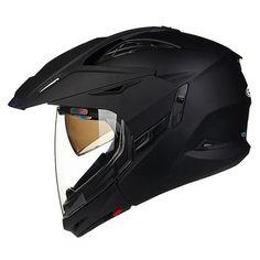 ZEUS 613B2 DUAL LENS FULL-OPEN FACE MOTORCYCLE HELMETS