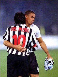 Del Piero & Ronaldo