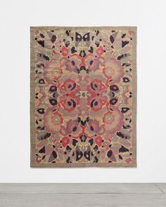 Modernist Swedish rugs making a splash