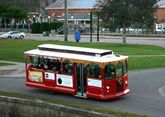 Stillwater Trolley offers fun, narrated historic tours of Stillwater, Minnesota #trolley #historicstillwater