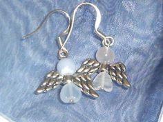Memorial Earrings  by Abi Lang