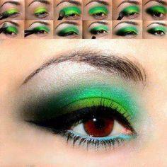 makeup 55 year old makeup kaise kare makeup makeup tutorial for green eyes makeup small eyes makeup jack sparrow eye makeup is hypoallergenic to apply eye makeup Day Makeup, Eye Makeup Tips, Love Makeup, Makeup Ideas, Makeup Tutorials, Amazing Makeup, Makeup Hacks, Beauty Tutorials, Makeup Trends