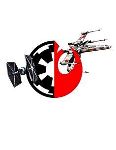 Empire/Rebel Alliance Mais