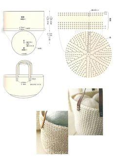 니뜨(knitt) [(무료도안) 가방만들기]
