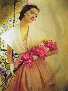 1950s fashion.                                                                                                                                                                                 More