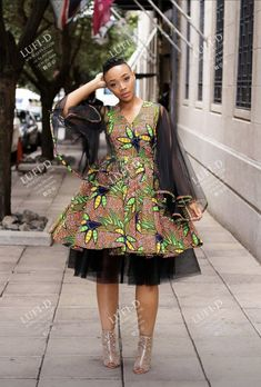 African Outfits, Latest African Fashion Dresses, African Print Fashion, African Wear, African Style, African Dress, Traditional Wedding, Traditional Outfits, Ankara Designs