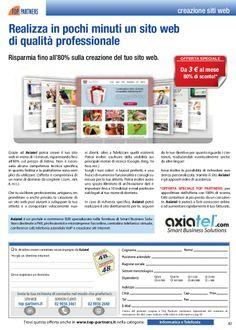Realizza un sito web - Pagina: http://www.toppartners.it/prodotto/realizza-un-sito-web.aspx?p=575