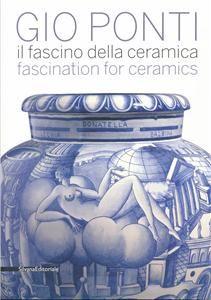 Catalogue for the exhibit with ceramic urn by Italian designer Gio Ponti (1891-1979). via Michel Descours