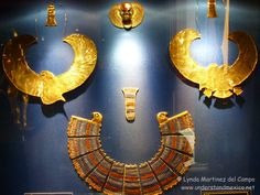 King Tut Necklace | sampling of exquisite jewelry which was found in King Tuts tomb in ...