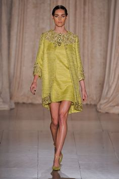 Citron Pop #MARCHESA