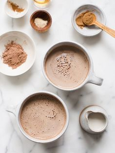 Any coffee lovers out there? This recipe is for you! I used to buy a sugary Starbucks latte every morning before work; these days, I'm all about whipping up my own superfood lattes in my… read more