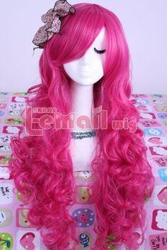 Cute wig