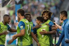 Timeline: Seattle Sounders FC vs. San Jose Earthquakes 07/24/2017 | Matchcenter | Seattle Sounders FC@SoundersFC ➡️ ⚽️⚽️⚽️⚽️⚽️⚽️⚽️⚽️⚽️⚽️ That's 10 goals in three July MLS matches for your Rave Green. Not bad at all.