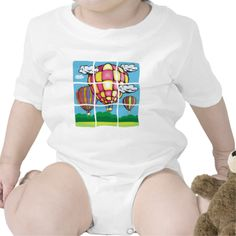 Cute Whimsical Sports and Activity Tees - bright and colorful designs that will appeal to kids of all ages. Please feel free to customize these any way you want. #cuteteez #food #apple #tree #cake #birthday #pears #pear #strawberries #flowers #floral #whimsical #colorful #kids #tees #lemonade #sports #balls #soccer #tennis #kite #hot #air #ballons.