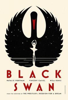 "alternative illustration of ""black Swan"""