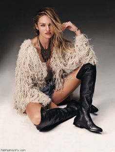 freepeople | Candice Swanepoel for Free People 2014 Catalog