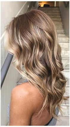 Brown Hair With Blonde Highlights, Brown Hair Balayage, Brown Hair Dyes, Blonde Hair Dyed Brown, Brownish Blonde Hair Color, Blonde Hair Lowlights, Blonde Hair With Brown Underneath, Blonde Brown Hair Color, Honey Highlights
