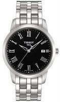 Show details for Tissot Classic Dream Mens Watch - Black Dial Stainless Steel Quartz
