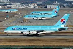 A380 Fleet - Korean Airlines