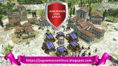 Juguemos con Linux: Guìa de 0 A.D. excelente juego de estrategia para Linux gratuito y open source: las Civilizaciones. Gnu Linux, Strategy Games, Ancient Greece, Cities