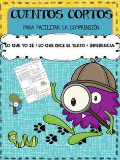 The Inference Short Stories in Spanish is a great way to practice this skill with your students. There is mini-lesson on what Inference is and a way to introduce or review the concept. Included in this package: Enseñando las destrezas de cómo hacer