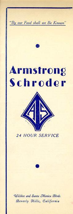 Armstrong Schroder  8/31/1941