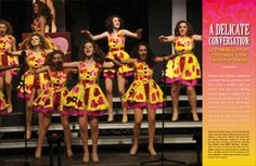 A Delicate Conversation: Costuming Support for Female Show Choir Performers - Productions Magazine