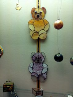part of the fun of stained glass is making your own designs