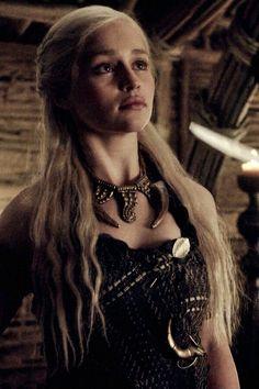 Daenerys Targaryen ~ Khaleesi ~ Game of Thrones