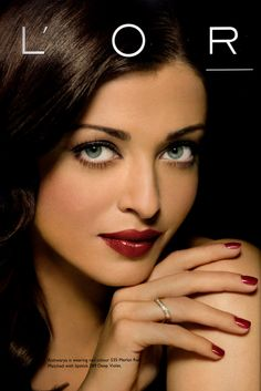 she is the most gorgeous woman ever! Former Miss World, now ambassador to the UN Mangalore, Actress Aishwarya Rai, Aishwarya Rai Bachchan, Bollywood Actress, World Most Beautiful Woman, Beautiful Eyes, Gorgeous Women, Miss World, Indian Celebrities