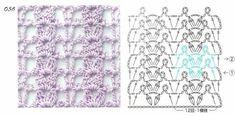 Узоры крючком - 3Tatayna- embroidery, knitting - Веб-альбомы Picasa