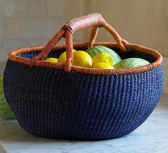 VivaTerra brings us this basket made from renewable, strong African grasses . And Novica brings us this beaded rattan basket made by . Bountiful Baskets, Picnic Birthday, African Market, Fibre And Fabric, Oranges And Lemons, Market Baskets, Company Picnic, Summer Picnic, Hostess Gifts