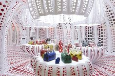 Image result for yayoi kusama seattle