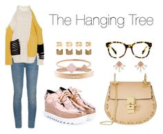"""The Hanging Tree"" by anaelle2 ❤ liked on Polyvore featuring Chanel, Warby Parker, Yves Saint Laurent, Prabal Gurung, STELLA McCARTNEY, Chloé, Michael Kors, Maison Margiela, Rebecca Minkoff and women's clothing"