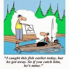 Joke From the River....Share with all your friends for a good laugh...