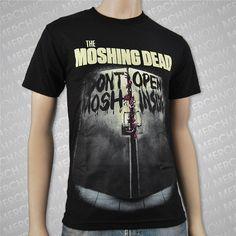 Moshing Dead Black : MerchNOW