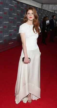 Rose Leslie, Actress: The Last Witch Hunter. Rose Leslie is a Scottish actress. Her leading on screen debut was at age 21 in the television film New Town (2009). She is famous for playing Ygritte in the HBO fantasy series Game of Thrones (2011). Leslie also appeared in the films Now Is Good (2012) and The Last Witch Hunter (2015). Leslie was born Rose Eleanor Arbuthnot-Leslie in Aberdeen, Scotland, near Lickleyhead Castle, where her family ...