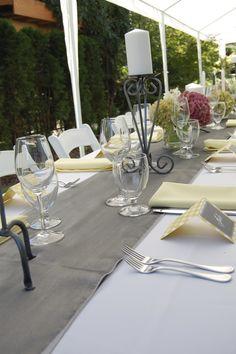 Garden wedding Sister Wedding, Garden Wedding, Fairytale, Table Decorations, Creative, Summer, Inspiration, Summer Time, Biblical Inspiration