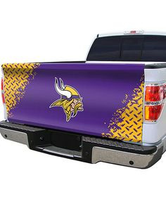 Look at this #zulilyfind! Minnesota Vikings Tailgate Cover #zulilyfinds
