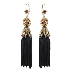 Crystal Beads Earrings 15192 - Michal Negrin