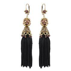 Crystal Beads Earrings 15192 - Michal Negrin