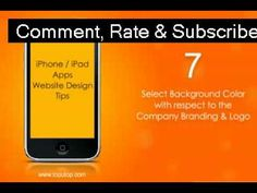 Web Design | iPhone / iPad App Website Design Tips -  #webdesign #website #freetools #onlinemarketing #seo Check out this informative tutorial :  : Toputop.com an Internet Marketing Company can helps in marketing your iPhone / iPad application Marketing. 2011  Web Designs in Miami Thanks to the premire uploader  of this video was voletikiran  - #WebDesignTips