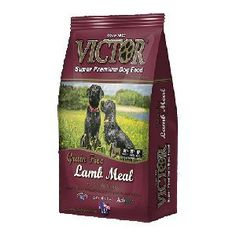 Victor Dog Food GF Lamb 15 lb * Click image to review more details.
